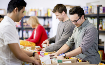 With more than three million visits in 2015, food shelf operators say more funding is needed to keep pace with demand. (iStockphoto)