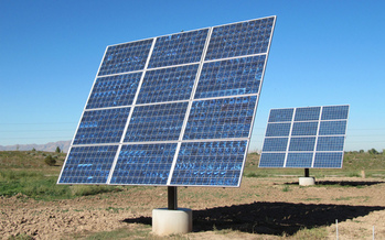 A pilot program to share solar power in Maryland will begin this spring, once final public comments are made to the Maryland Public Service Commission. (flickr.com)