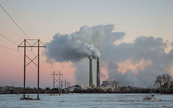 The EPA's Mercury and Air Toxics Standards affect 580 power plants nationwide. (Tony Webster/Wikimedia Commons)