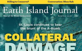 Extensive testing is being done for radioactive contamination in neighborhoods around St. Louis thanks to citizens who made their voices heard. (Earth Island Journal)