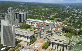 Changes to New York's Freedom of Information Law (FOIL) are being debated in Albany. (Nitant23/Wikimedia Commons)