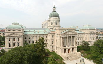 Watchdog groups say Indiana's legislative session scored some good points, but there were some shots that lawmakers didn't take. (Massimo Catarinella/Wikimedia Commons)