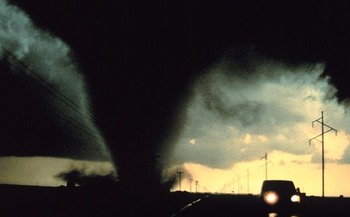 Ohio averages more than a dozen tornadoes every year, according to the National Weather Service. (Pixabay)