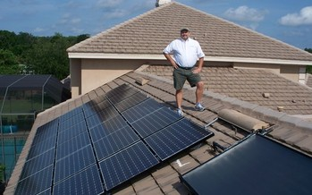 The governor's New Energy Industry Task Force heard from solar advocates on Tuesday. (cleanenergy.org)