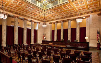 Public financing may be becoming the norm for candidates seeking seats on the West Virginia Supreme Court. (Supreme Court of Appeals of West Virginia)