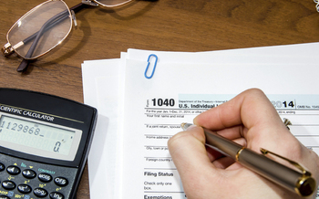 With the income-tax filing deadline just a few weeks away, help is available for Utah residents through the AARP Foundation�s Tax-Aide Program. (alfexe/iStockphoto)
