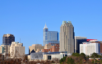 Raleigh is one of fastest growing metro areas in the country, according to new U.S. Census Bureau data. (JamesWillamor/Flickr)