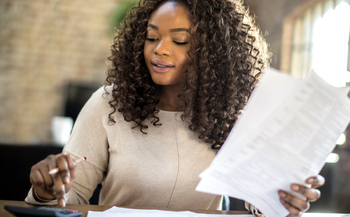A recent survey ranks New Mexico residents 43rd in the country in terms of their financial literacy. (andresr/iStock)