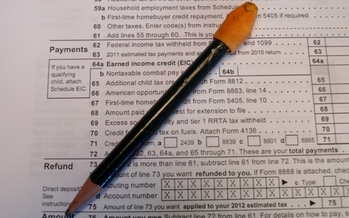 Education is a key part of free tax-preparation assistance in Kentucky. (Greg Stotelmyer)