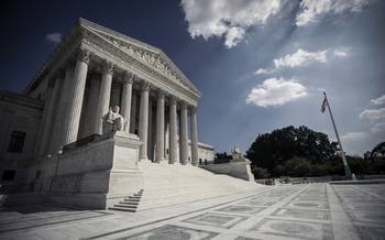 """The U.S. Supreme Court has ruled on a Texas case, reaffirming the """"one person, one vote"""" rule in drawing legislative districts. (P_Wei/iStockphoto)"""