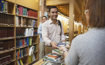 Dozens of South Dakota libraries are holding events to celebrate National Library Week. (iStockphoto)