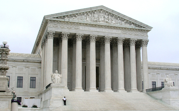 The Supreme Court hears oral arguments today on a high profile immigration case, amid rallies in D.C., L.A., and across the country. (kconnors/morguefile)