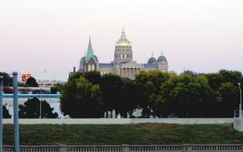 After today, Iowa state legislators' expenses are no longer covered by taxpayers. (Manop/Wikimedia Commons)