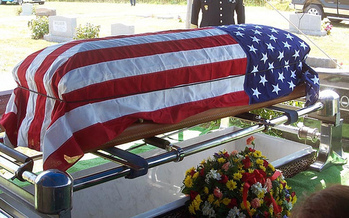 The Tennessee Department of Commerce and Insurance recommends that you bring a friend or family member with you while making funeral arrangements for a loved one, and read all contracts carefully. (Jennifer/flickr.com)
