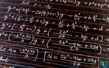 April is Mathematics Awareness Month. (cphdra/morguefile)