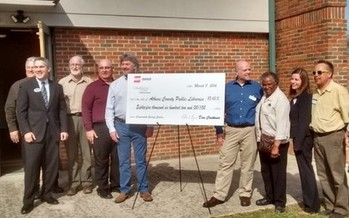 Athens County Public Libraries received $85,602 from the Community Energy Savers program for energy-efficiency upgrades. (Athens County Public Libraries)