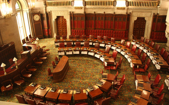 Every 20 years, New York voters can choose to hold a constitutional convention. (-JvL-/flickr.com)