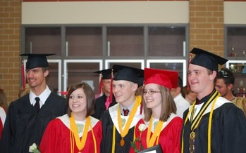 An effort is under way in Indiana to get some kind of post-secondary education for more people. (Virginia Carter)