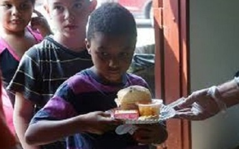 An estimated 15 percent of Indiana residents don't know where their next meal will come from. A new report by Feeding America breaks it down by county. (USDA)