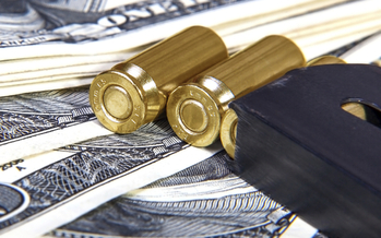 A Minnesota Senate committee hears from the public today about a bill to require universal background checks for gun purchases in the state. (iStockphoto)