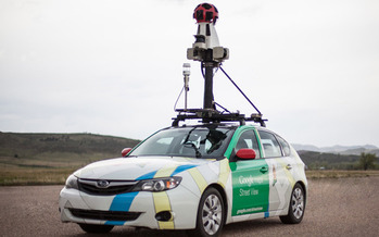 Cars with special sensors mapped more than 800 miles of Jacksonville, a pilot city for a project to detect small natural gas leaks. (Environmental Defense Fund)