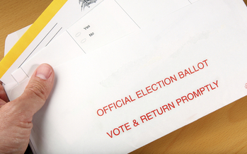 The regular primary registration deadline in Montana is Mon., May 9. (svanblar/iStockphoto)
