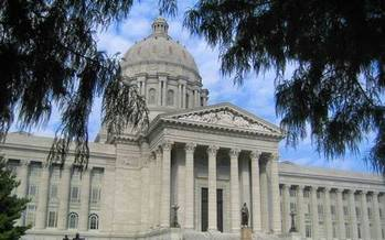 The Missouri Legislature could approve a strong anti-abortion resolution this week, and that would mean voters ultimately decide whether to approve or deny it in November. (B. Smith)