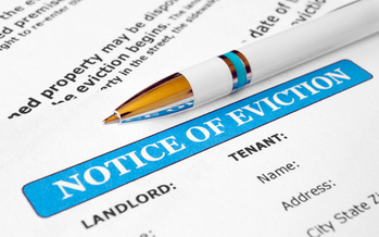 A bill was pulled before a vote in the Assembly Judiciary Committee today that would force renters to deposit rent with an attorney during eviction proceedings. (i_frontier/iStockphoto)