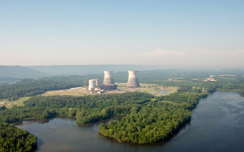 The Bellefonte Nuclear Generating Station in Hollywood, Ala., was never completed, and now the TVA this week at its board meeting is considering the sale of the land. (TVA)