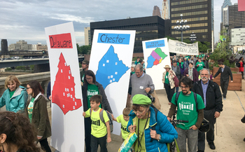 Organizers plan to expand the Green Jobs Campaign to five counties. (Kaytee Ray-Riek/EQUAT)