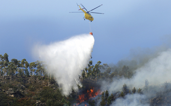 Forecasters are predicting a larger number of wildfires in Utah and other southwestern states this season because of high temperatures and dry condition. (millsrymer/iStockphoto)