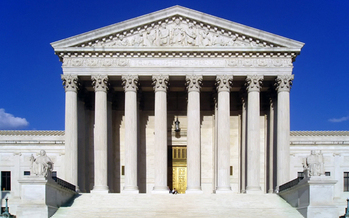 There's been an ideological split on the U.S. Supreme Court since the death of Justice Antonin Scalia.(upstateNYer/Wikimedia)