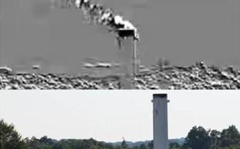 An environmental group will be in West Virginia this week with a thermal imaging camera to document normally invisible pollution. (Earthworks/Youtube)