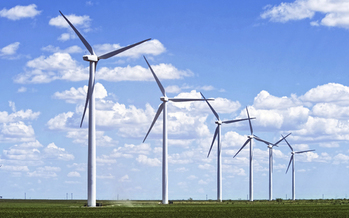 Texas has become the largest producer of wind energy in the nation. (mj0007/iStockphoto)