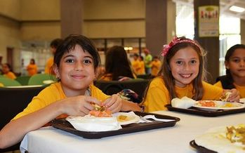 Nearly 180,000 kids in Iowa don't get the free summer meals that are being provided in many communities. (USDA.gov)