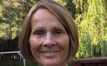 Gini Cunningham of Winnemucca is the 2015 Andrus Award winner.