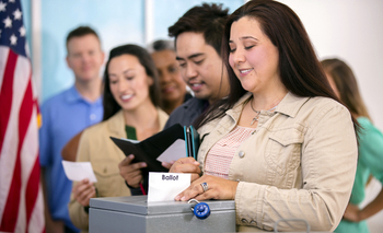 Statistics show one in three registered voters in New Mexico are Hispanic. (Moore/iStockphoto)