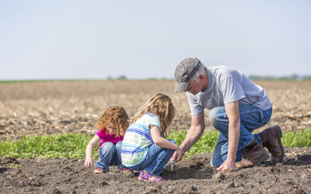 Family-farm advocates say a new lawsuit challenging North Dakota's decades-old corporate-farming ban is a last-ditch effort allow non-family corporations to operate in the state. (iStockphoto)