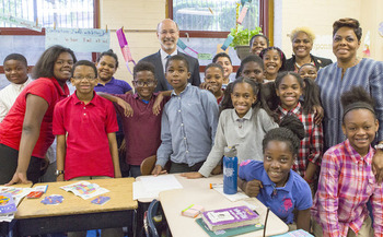 Half of Pennsylvania school districts plan to reduce academic and extracurricular programs this fall. (Gov. Tom Wolf/Flickr)