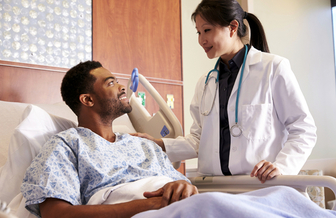 According to a new study, there have been benefits for state economies and health-care systems in the states that have chosen to expand their Medicaid programs. (iStockphoto)