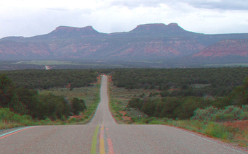 Advocates for designating the Bears Ears region of Utah as a national monument say opponents are using �dirty tricks� to turn residents of the area against the project. (USGS/Wikimedia Commons)