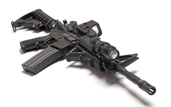 Maryland's assault weapons ban challenge has been revived after the Orlando massacre. (iStockphoto/Ultra1s)