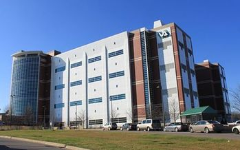 A rally to protest possible privatization of Veterans Administration hospitals is scheduled today at the VA Ann Arbor Healthcare System. (Dwight Burdette/Wikimedia)