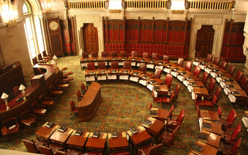 Eleven bills restricting reproductive rights were introduced in New York in the last legislative session. (-JvL-/flickr.com)
