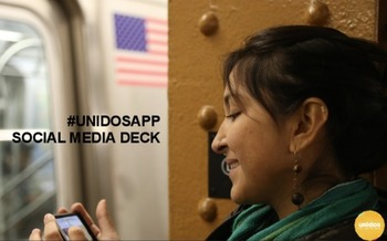 A new smartphone app is designed to engage young Hispanic voters. (Fi2W.org)