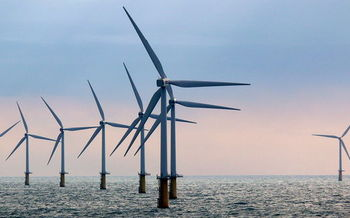 Groups call for at least 5,000 megawatts of offshore wind power by 2025. (Ad Meskens/Wikimedia Commons)