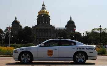 In order to keep traffic fatalities down, additional Iowa State Police officers will be on the roads in this weekend leading up to Monday's July 4th celebrations. (dps.state.ia.us)