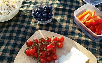 What you eat, how you cook it and what you serve it on all are factors in making summer picnics more sustainable. (sbroady/Pixabay)