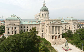 Pro-choice advocates are challenging part of a new Indiana law that requires women to have an ultrasound before an abortion. (Veronica Carter)