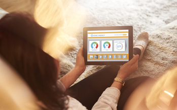 A move to allow downstate Illinois energy customers access to their usage data on smartphones and tablets via Smart Meters is being debated this month before the state's Commerce Commission. (iStockphoto)